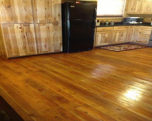 1×6 Doug Fir; Rustic Flooring
