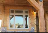 Project Using Bevel Cedar Siding