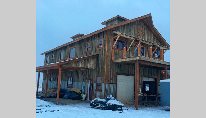 Board Amp Batten Rustic Lumber Co