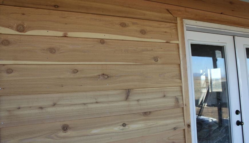 Bevel Cedar Siding Rustic Lumber Co