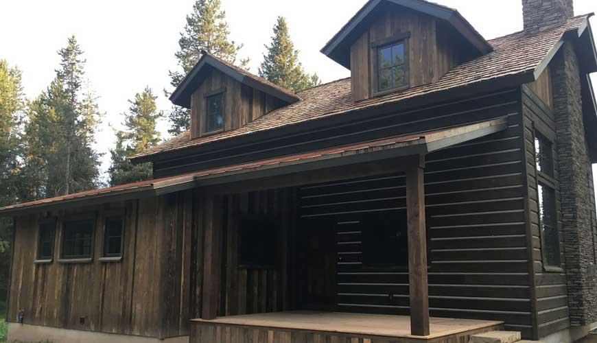 Cedar Grizzly Board Rustic Lumber Co
