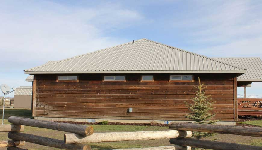 cedar grizzly siding