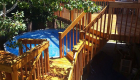 port orford cedar decking