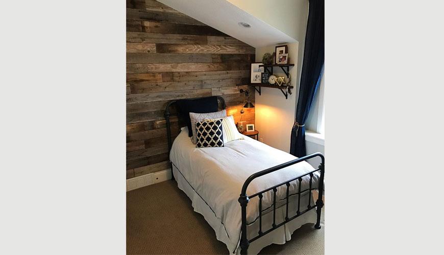 reclaimed lumber