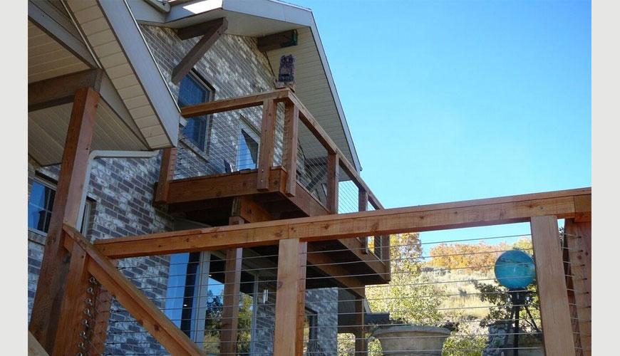 Cedar Posts Rustic Lumber Co