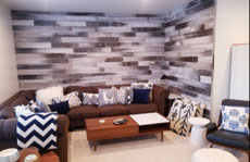 Accent Wall in a Box